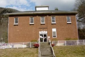 Town hall bldg